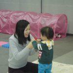 乳幼児教室 3回目 開催されました。
